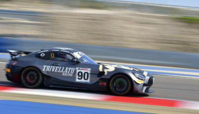 Il team Trivellato Racing by Villorba Corsa vince la 12 Ore del Golfo