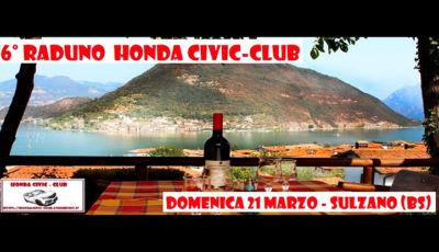 6° Raduno HONDA CIVIC – CLUB
