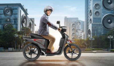 NGS3: lo scooter firmato Helmo Milano e Askoll
