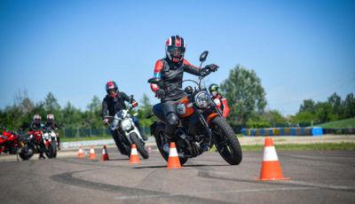 La Ducati Riding Academy si fa in tre per la stagione 2021