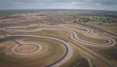 Nokian Tyres: il nuovo centro di prova in fase di completamento