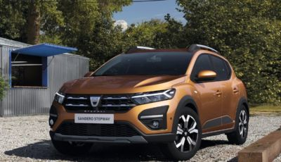Nuova Dacia Sandero Stepway: più contenuti e un ottimo rapporto qualità/prezzo