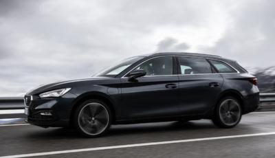 Seat Leon Sportstourer: più tecnologia, comfort e motorizzazioni