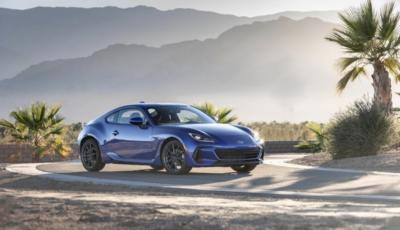 Subaru BRZ: sportività ed eleganza su quattro ruote