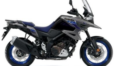 Suzuki presenta la V-STROM 1050 XT MY 2021