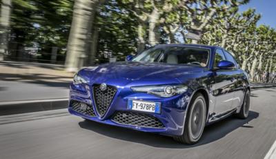 Alfa Romeo Giulia premiata come Best Car 2021