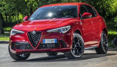 Alfa Romeo Stelvio MY2022: più tagliente ed elettrificata