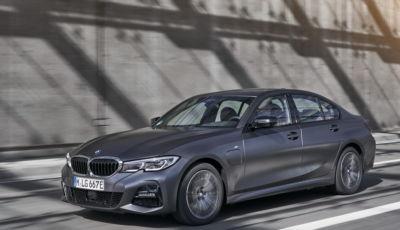 BMW: a marzo arriva l'ibrido plug-in per Serie 3 e Serie 5
