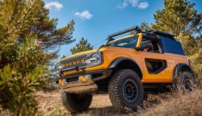 Ford Bronco 2021: la nuova versione arriverà in estate