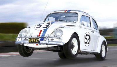 E se Herbie non fosse stato una Volkswagen Beetle?