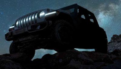 """Jeep Wrangler EV: la versione """"full electric"""" arriva a fine anno"""