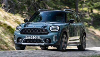 Mini Countryman D All4: il SUV tuttofare a trazione integrale parte da 36.650 Euro