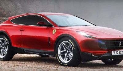 Ferrari Purosangue: a Maranello ritmi serrati per lo sviluppo dell'hyper-suv