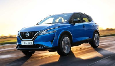 Nissan Qashqai 2021: la 3° generazione è tutta nuova, dentro e fuori