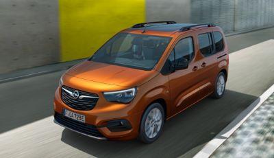 Opel Combo e-Life: la multispazio elettrica attacca da 37.005 Euro