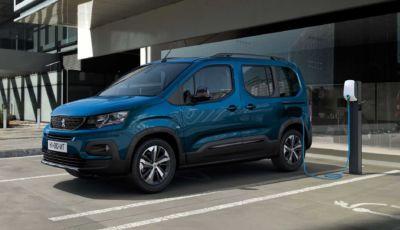 Peugeot e-Rifter: la 7 posti familiare ora è elettrica