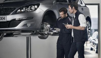 Cashback auto: Peugeot sconta la manutenzione in officina