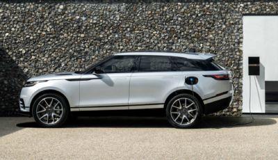 Range Rover Velar: il nuovo MY2021 ottiene l'ibrido plug-in