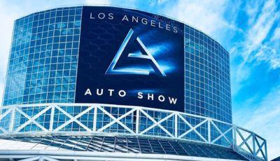 Salone di Los Angeles 2021 rinviato al 19 novembre