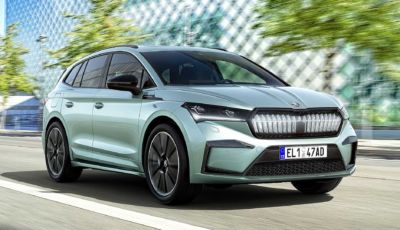 Skoda, novità auto 2021-2022: arrivano la Enyaq e i nuovi motori EVO Euro 6d