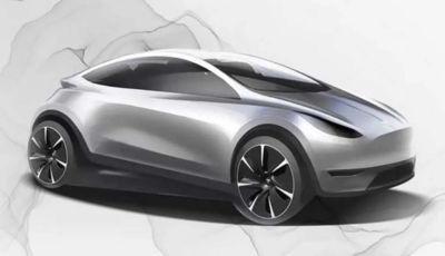 Tesla Model 2: l'entry-level di Palo Alto sarà presentata entro fine anno
