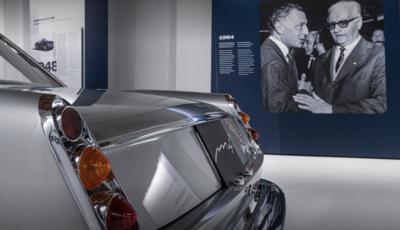 """Il MEF celebra Agnelli con la mostra """"Gianni Agnelli e Ferrari. L'eleganza del mito"""""""