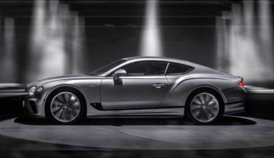 Bentley Continental GT: la versione Speed è davvero estrema