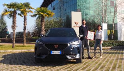 Auto Più Bella Del Web 2021: vince Cupra Formentor!