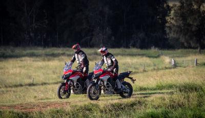 Ducati Riding Academy: la novità 2021 si chiama DRE Adventure
