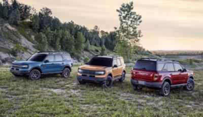 Ford Bronco Sport: dopo il mercato americano l'arrivo in Italia?