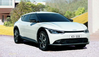 KIA EV6, il primo SUV 100% elettrico della Casa coreana