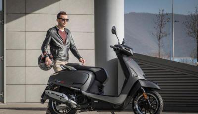 Kymco: presentato il nuovo Like 125 S