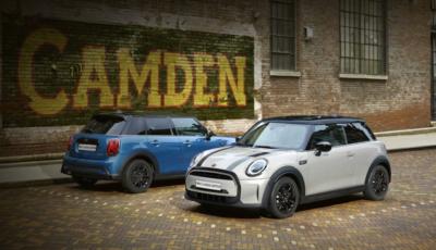 Mini: presentati i nuovi allestimenti e la Camden Edition