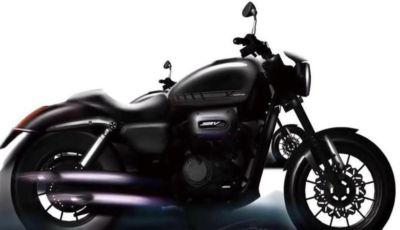 QJ Motor SRV300: ecco come sarà la simil Harley orientale