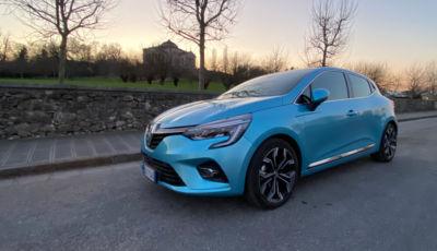 Test Drive Renault Clio Hybrid, la Tesla delle ibride!