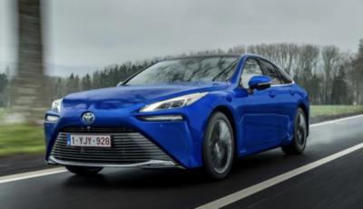 Toyota Mirai 2021: le novità dell'ibrida made in Japan