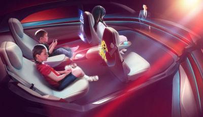 Volkswagen Trinity: si allestirà con lo smartphone e avrà la guida autonoma di Livello 4