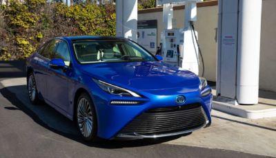 Auto a idrogeno: tutte le novità del 2021