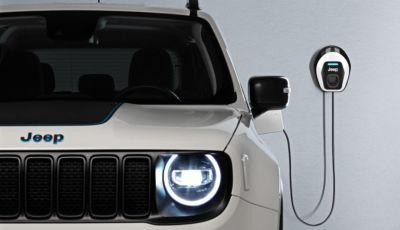 Jeep: il B-SUV compatto arriva nell'autunno del 2022