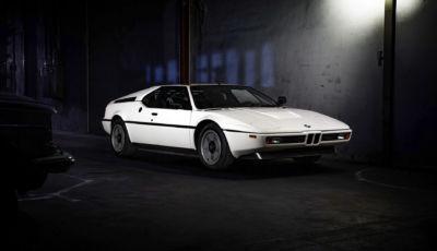 BMW M1: quella del 1981 oggi vale come due Lamborghini Aventador!