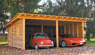 Garage auto: cosa si può fare e cosa è vietato in un box?