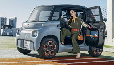 Citroën Ami: in Italia ad aprile da 7.200 Euro
