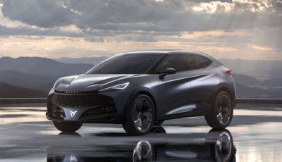 Cupra Tavascan: da concept a SUV Coupé di serie entro il 2024