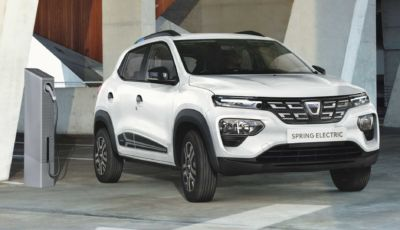 Dacia Spring Cargo: nel 2022 arriva la versione Van