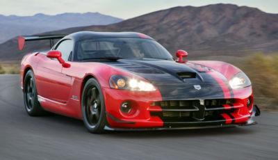 Auto sportive: la Top 10 delle più belle con motore V10