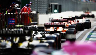 F1 2021, GP Bahrain: gli orari TV Sky e TV8