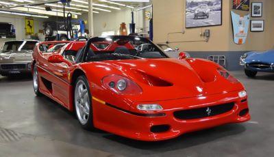 Ferrari F50: l'esemplare della discordia!