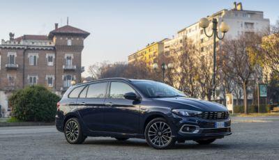 Fiat Tipo 2021: la Wagon Life punta sul motore FireFly da 100 CV