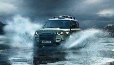 Land Rover Defender: in cantiere il progetto Fuel Cell a idrogeno