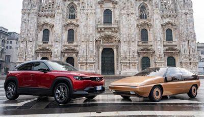Mazda MX-81 Aria: la concept car che ha ispirato la MX-30